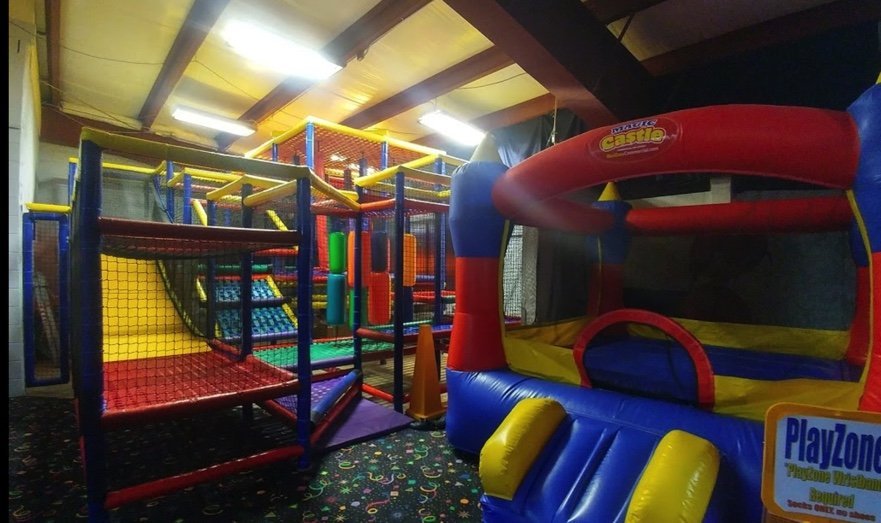 Attractions - our indoor playland
