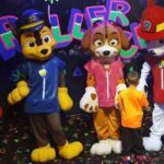 Paw Patrol costume characters